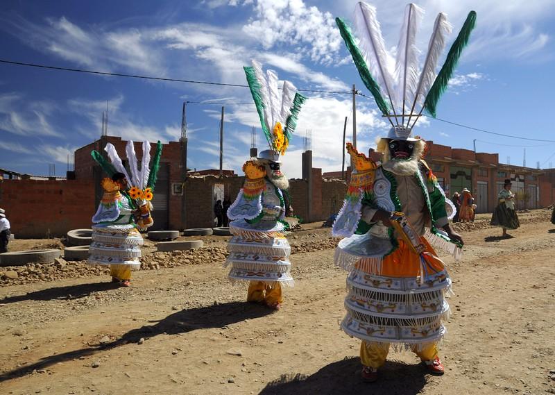 Peru-Bolivien Vid