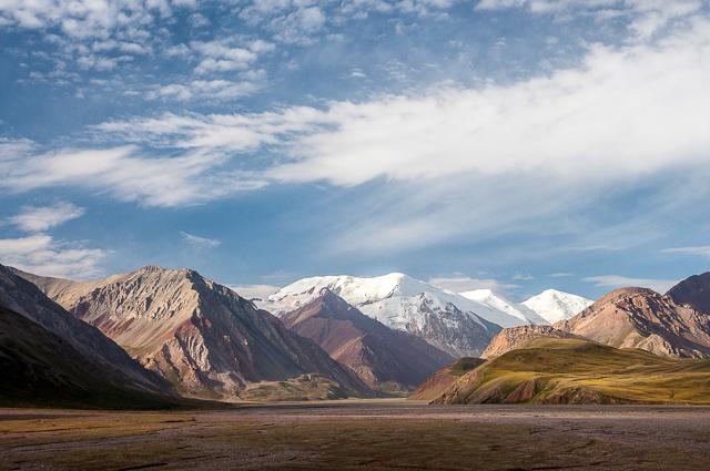 Tadschikistan-Kirgistan 2016